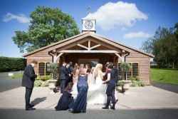 Stables Ceremony Room Outside