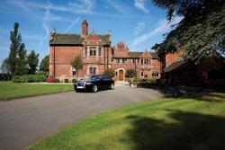 Colshaw Hall House
