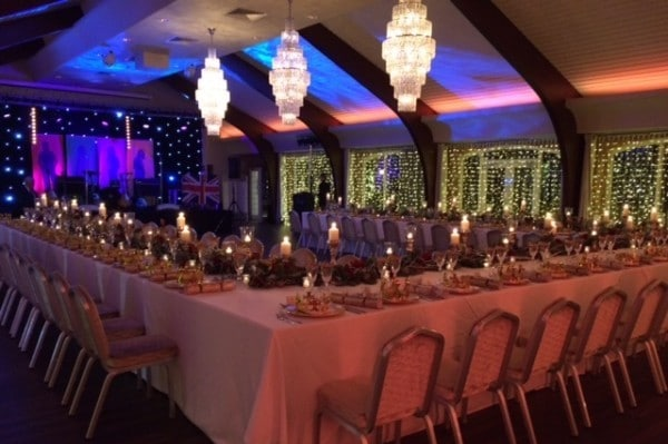Christmas Party Venue in Cheshire