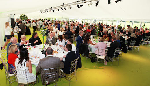 polo corporate event