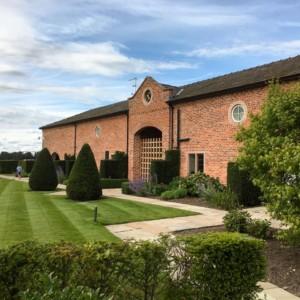 A new cheshire wedding venue