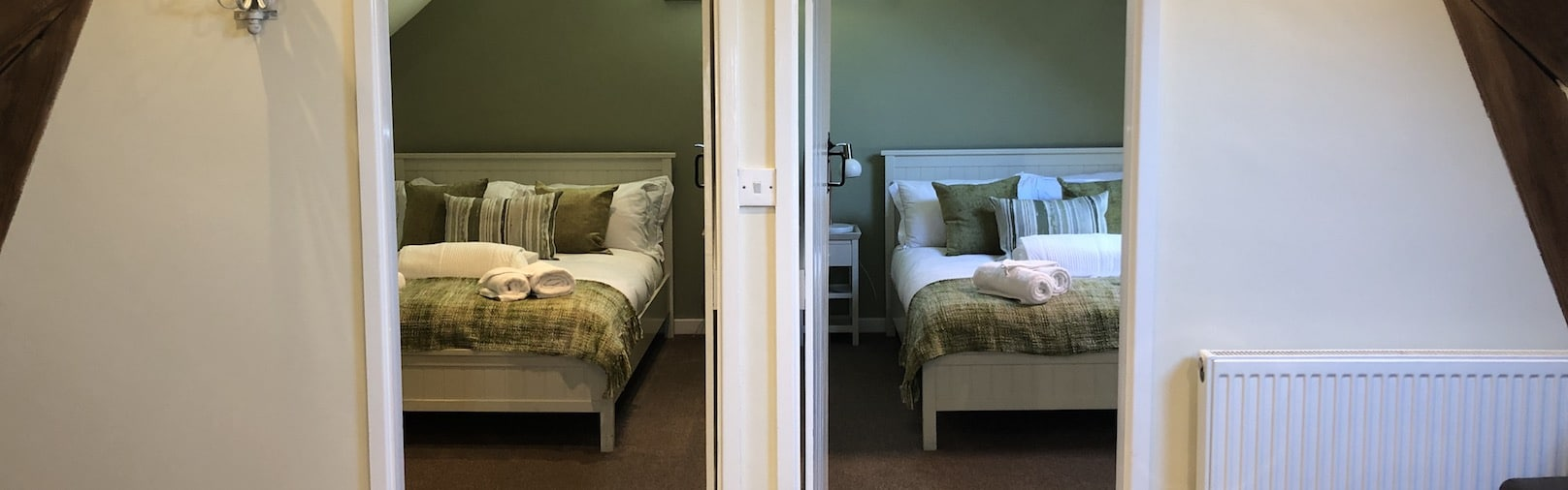 Colshaw Hall Cottage Accommodation