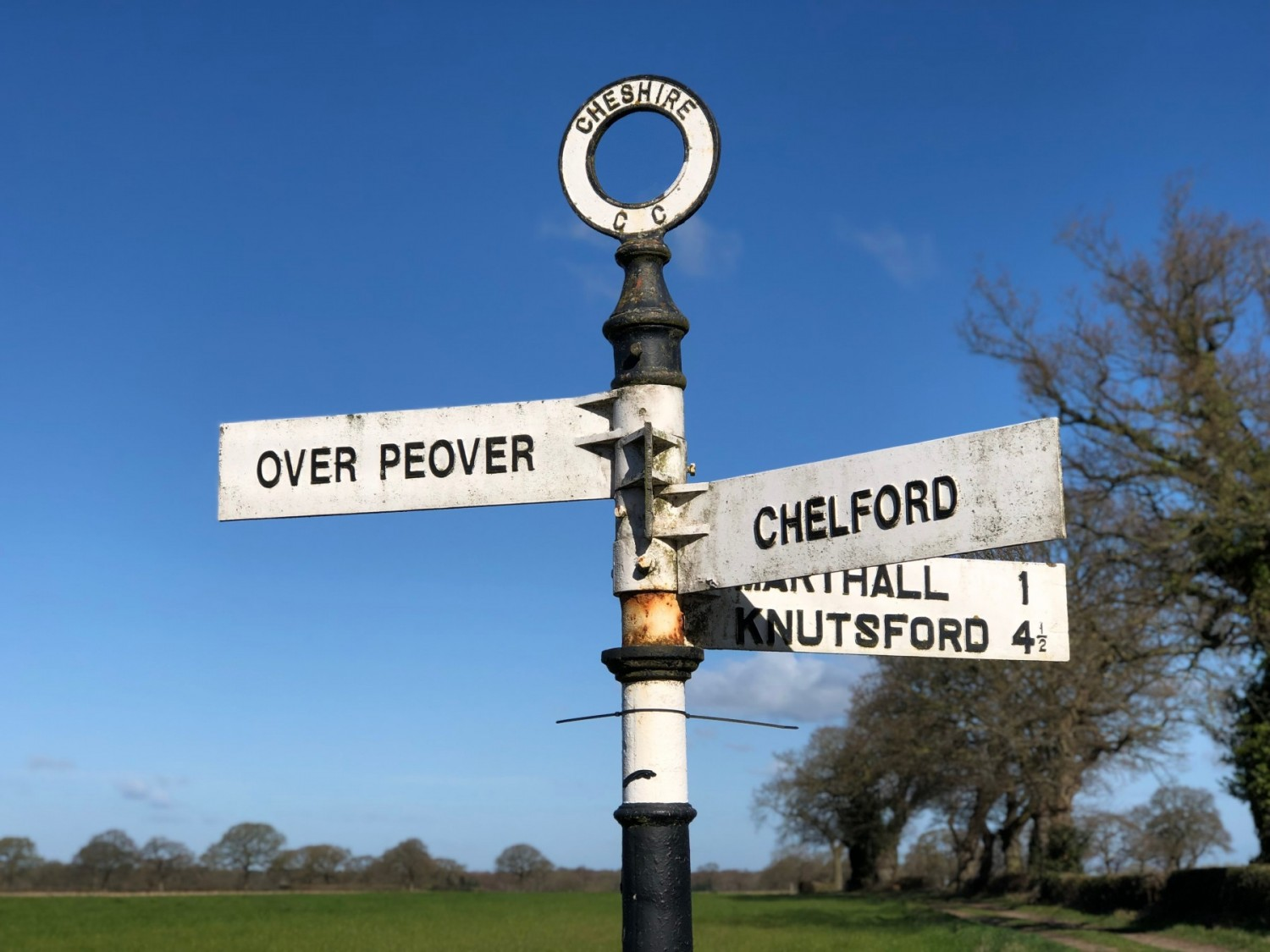 Over Peover Village