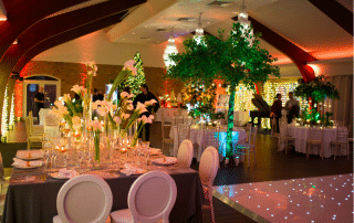 Peel Suite at Colshaw Hall