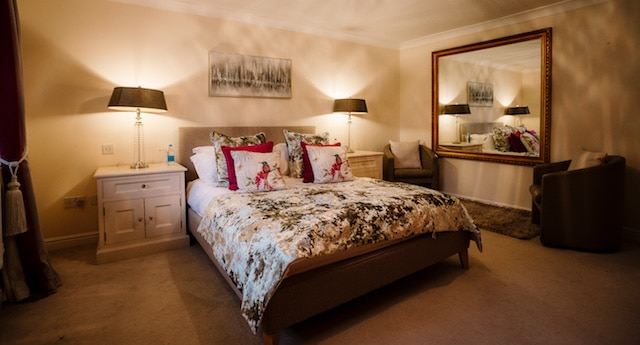 Irlam Irlam Lodge Bedroom at Colshaw Hall