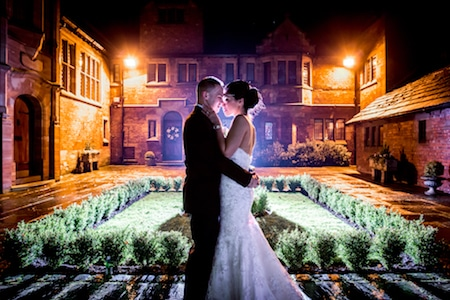 Colshaw Hall Wedding Venue